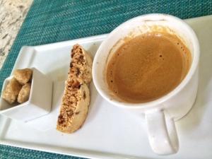 Espresso Biscotti