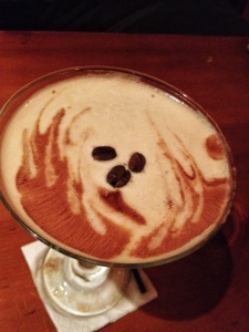 Chocolate Espresso Martini2