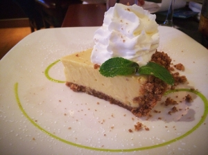 Madisons Key Lime Pie
