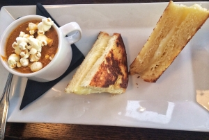 Butcher Block Truffle Grilled Cheese